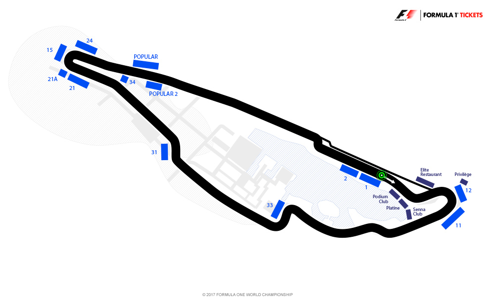 Italy Monza Formula 1 Grand Prix race tickets  buy online