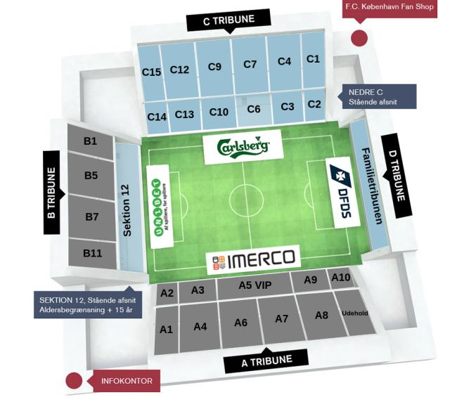 FC Copenhagen - Lokomotiv Moscow   Football